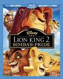 Lion King 2: Simba's Pride, The (Blu-ray)