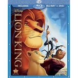 Lion King, The -- Diamond Edition (Blu-ray)