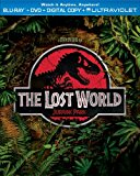 Lost World: Jurassic Park, The (Blu-ray)