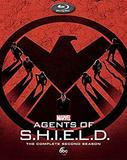 Marvel's Agents Of S.H.I.E.L.D. - The Complete Second Season (Blu-ray)