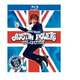 Mike Myers: Austin Powers Collection (Blu-ray)