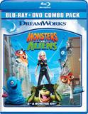 Monsters vs. Aliens (Blu-ray)