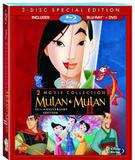 Mulan / Mulan II (3-Disc Special Edition) (Blu-ray)