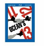 Ocean's 11 12 13 (Blu-ray)