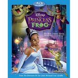 Princess and the Frog, The (Blu-ray)