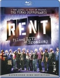 Rent: Filmed Live on Broadway (Blu-ray)
