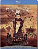 Resident Evil: Extinction (Blu-ray)