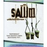 Saw III -- Unrated Edition (Blu-ray)