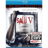 Saw V -- Unrated Director's Cut (Blu-ray)