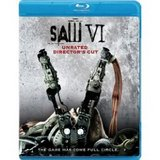 Saw VI -- Unrated Director's Cut (Blu-ray)