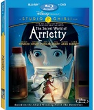 Secret World of Arrietty, The (Blu-ray)