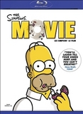 Simpsons Movie, The (Blu-ray)