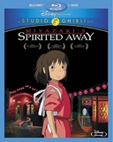 Spirited Away (Blu-ray)
