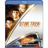 Star Trek II: The Wrath of Khan (Blu-ray)