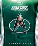 Star Trek: The Next Generation: Season 4 (Blu-ray)