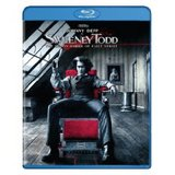 Sweeney Todd: The Demon Barber of Fleet Street (Blu-ray)