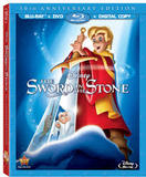Sword in the stone, The (Blu-ray)