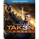 Taken 3 -- Unrated Edition (Blu-ray)