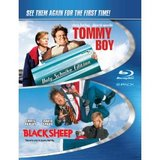 Tommy Boy / Black Sheep Blu-Ray 2-Pack (Blu-ray)