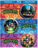 Turtles Triple Feature (Blu-ray)