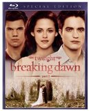 Twilight Saga: Breaking Dawn Part 1, The (Blu-ray)