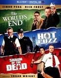 World's End / Hot Fuzz / Shaun of the Dead Trilogy, The (Blu-ray)