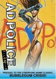 A.D. Police Files Vol. 1-3 (DVD)