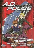 A.D. Police: To Protect and Serve (DVD)