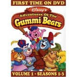 Adventures of the Gummi Bears: Volume 1 (DVD)