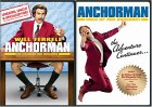 Anchorman: The Legend of Ron Burgundy / Wake Up Ron Burgundy (DVD)