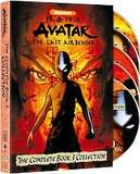 Avatar: The Last Airbender: The Complete Book 3 Collection (DVD)