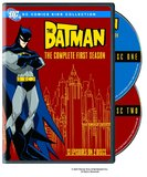 Batman: The Complete First Season, The (DVD)