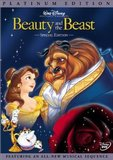 Beauty and the Beast -- Platinum Edition (DVD)