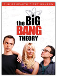 Big Bang Theory: The Complete First Season, The (DVD)