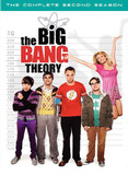 Big Bang Theory: The Complete Second Season, The (DVD)