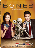 Bones: Season Three (DVD)