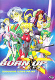 Burn Up Excess: Warrior Case Files (DVD)