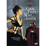 Cook, The Thief, His Wife & Her Lover, The (DVD)