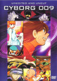 Cyborg 009: Unedited and Uncut (DVD)