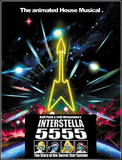 Daft Punk & Leiji Matsumoto's Interstella 5555: The 5tory of the 5ecret 5tar 5ystem (DVD)