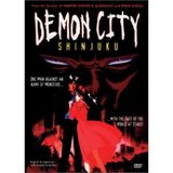 Demon City Shinjuku (DVD)