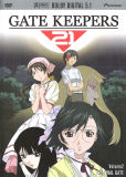 Gate Keepers 21: Volume 2: The Final Gate (DVD)