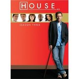 House M.D.: Season Three (DVD)