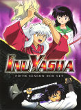 Inuyasha: Fifth Season Box Set (DVD)