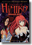 Legend of Himiko: Sacred Fire (DVD)