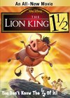 Lion King 1 1/2, The (DVD)