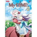 My Hime Vol. 5 (DVD)