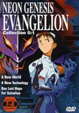Neon Genesis Evangelion Collection 0:1 (DVD)