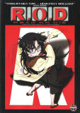 R.O.D.: Read or Die (DVD)