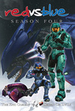 Red vs. Blue: Season Four (DVD)